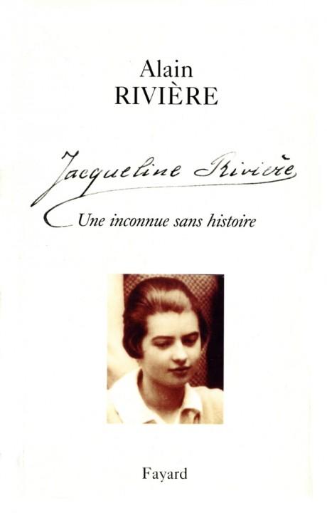 Jacqueline Rivière