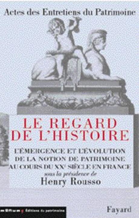 Actes des Entretiens du Patrimoine 2001