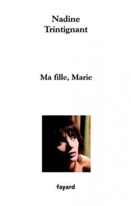 Ma fille, Marie