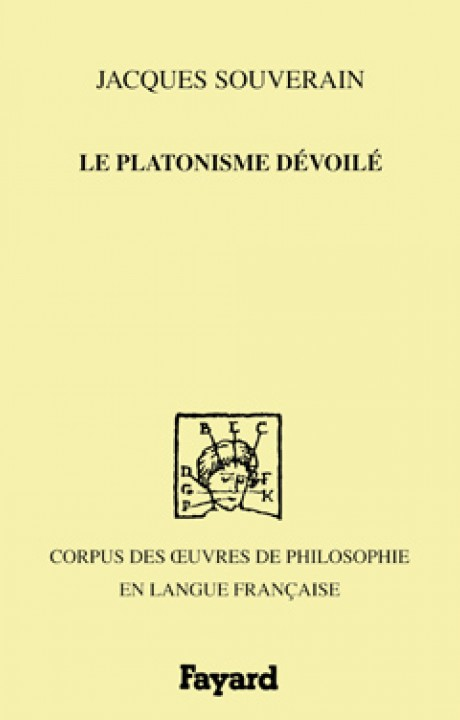 Le platonisme dévoilé, 1700