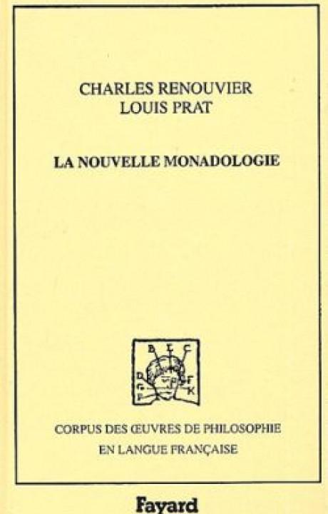 La nouvelle monadologie, 1899