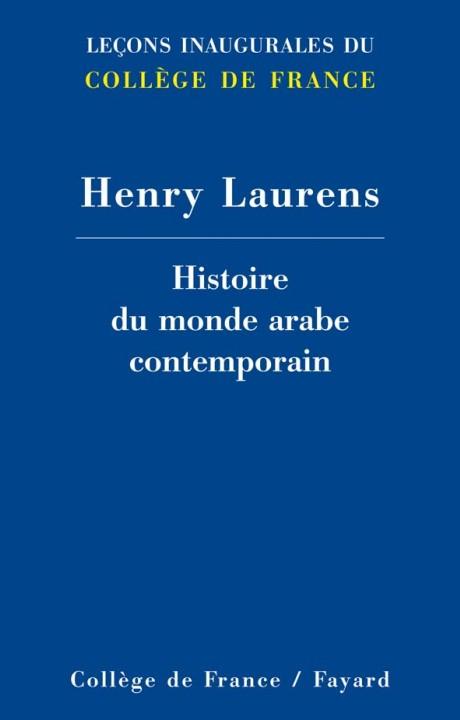Histoire du monde arabe contemporain