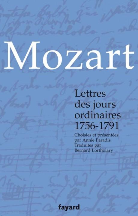 Lettres des jours ordinaires 1756-1791