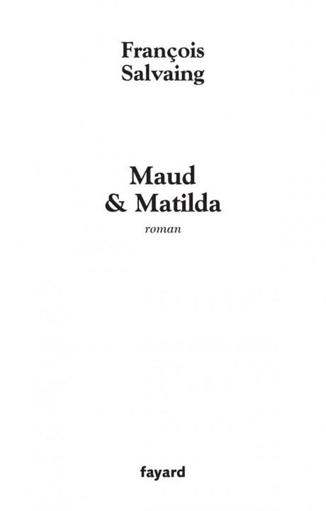 Maud et Matilda