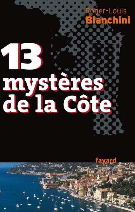 13 mystères de la Côte