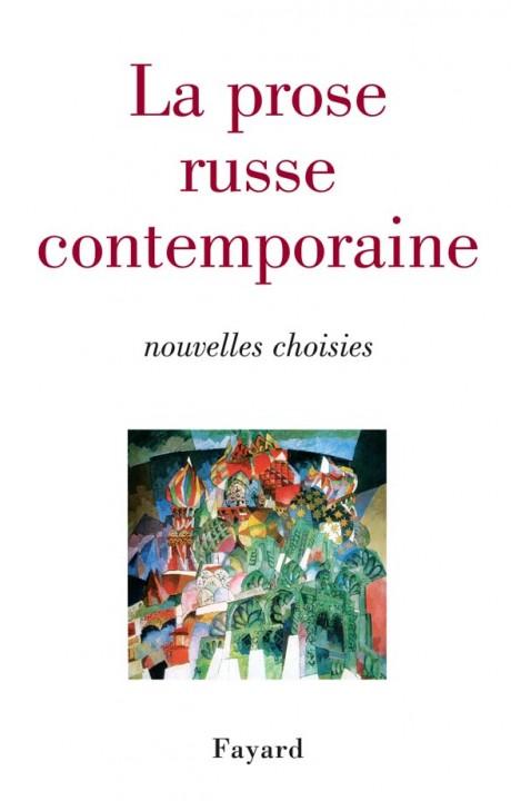 La prose russe contemporaine
