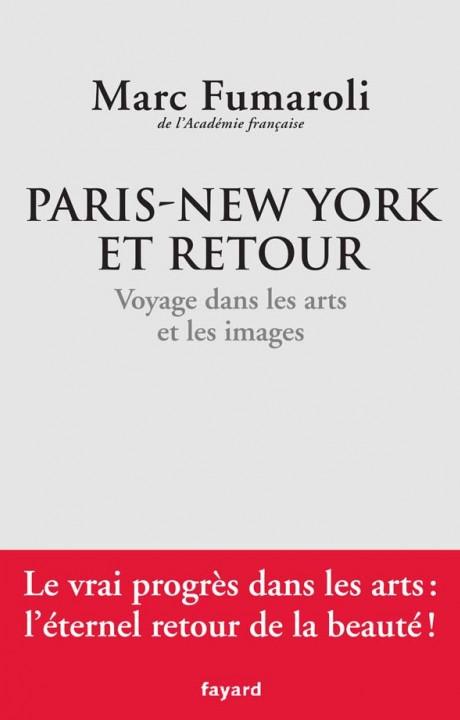 Paris-New York et retour. Voyage dans les arts et les images