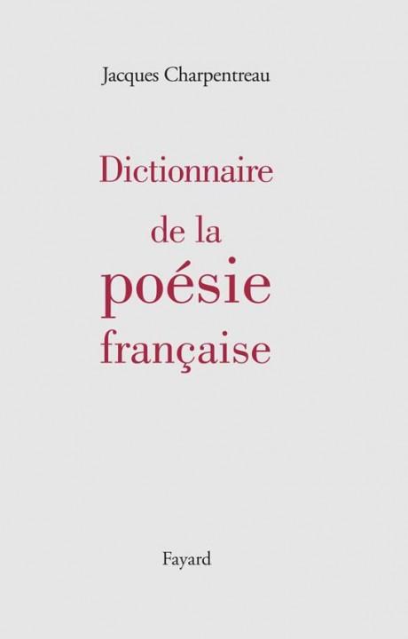 Dictionnaire de la poésie française