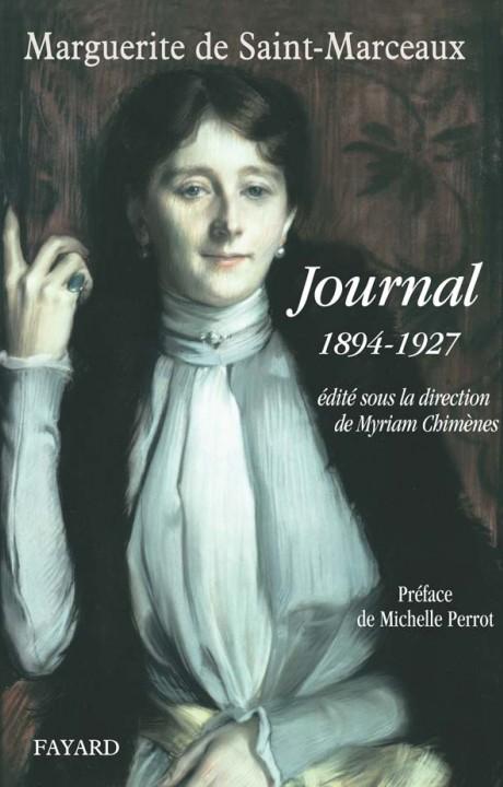 Journal de Marguerite de Saint-Marceaux