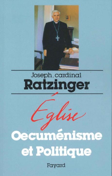 Eglise oecuménisme et politique