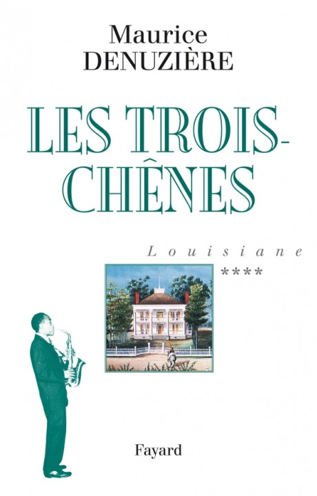 Louisiane, tome 4