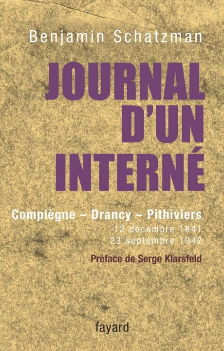Journal d'un interné