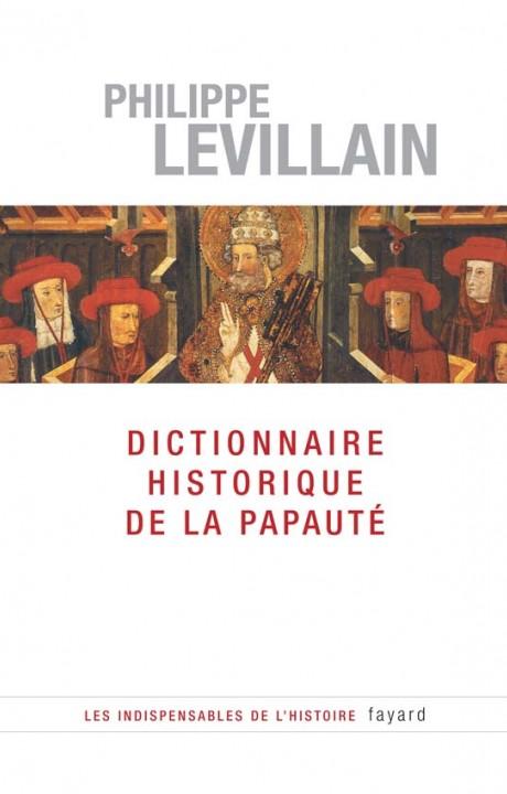 Dictionnaire historique de la papauté