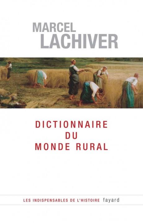 Dictionnaire du monde rural