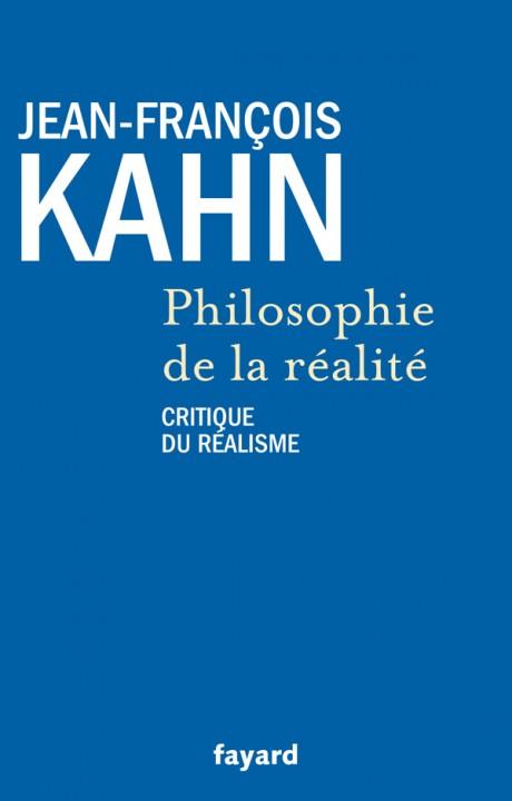 Philosophie de la réalité