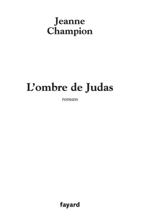 L'ombre de Judas