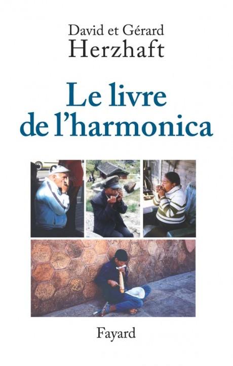 Le livre de l'harmonica