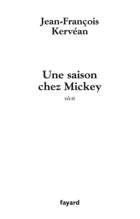Une saison chey Mickey
