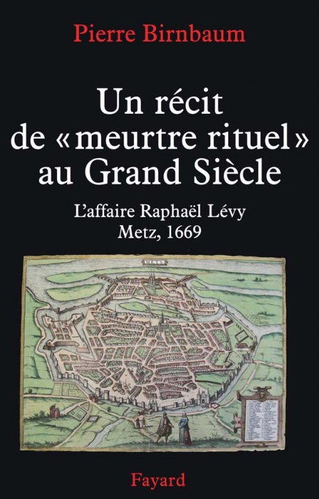 UN RECIT DE MEURTRE DE GRAND SIECLE