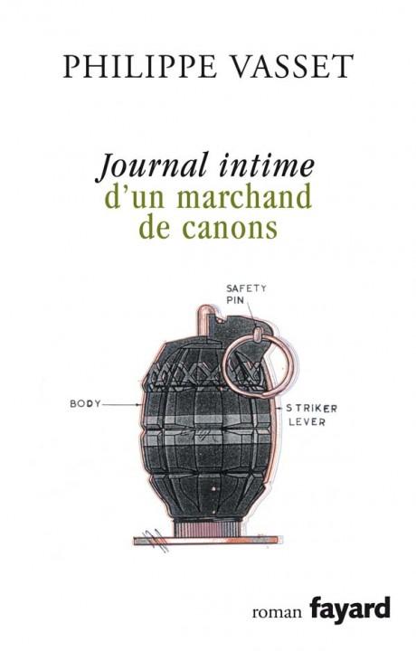 Journal intime d'un marchand de canons