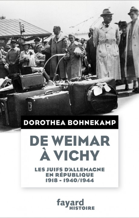 De Weimar à Vichy