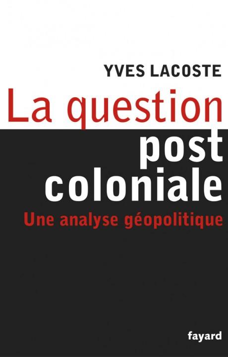 La question post-coloniale