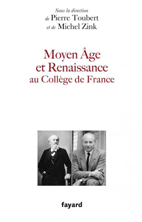 Le Moyen Age et la Renaissance au Collège de France