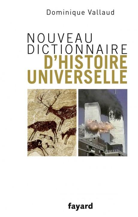 Nouveau dictionnaire d'histoire universelle