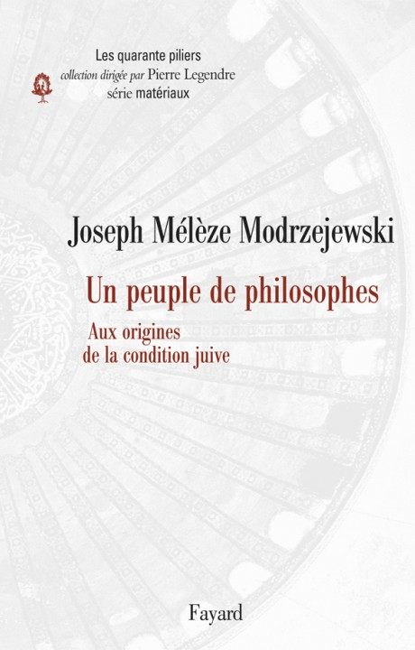 Un peuple de philosophes