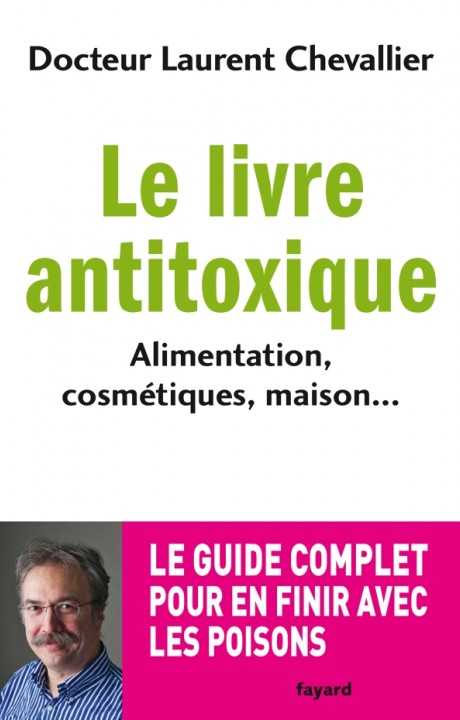 Le livre anti toxique