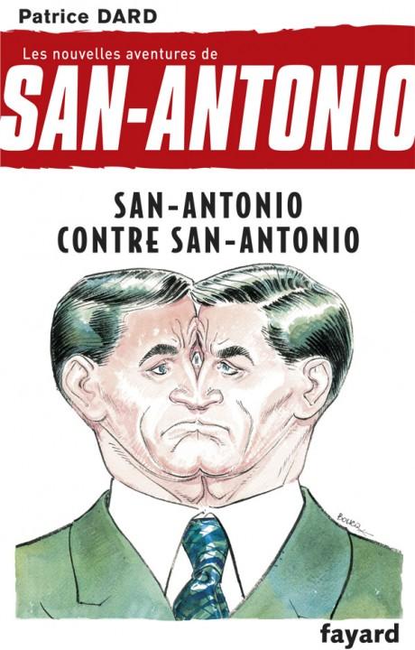 Les nouvelles aventures de San Antonio T.10