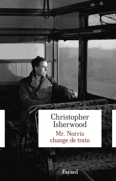 Mr Norris change de train