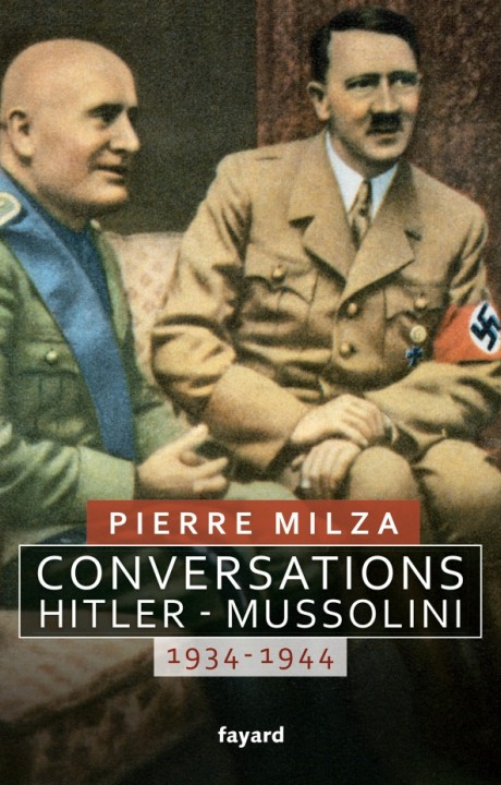 Conversations Hitler-Mussolini