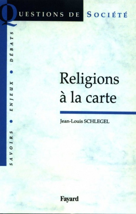 Religions à la carte