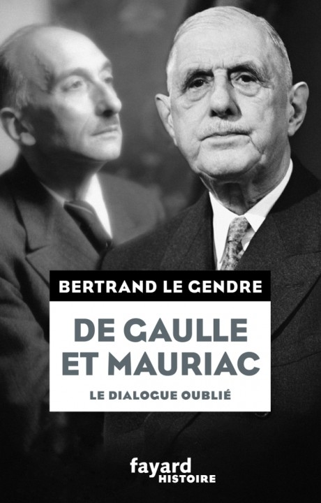 De Gaulle et Mauriac