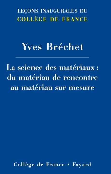 La science des matériaux