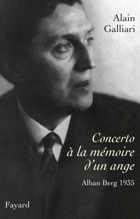 Concerto à la mémoire d'un ange, Alban Berg 1935