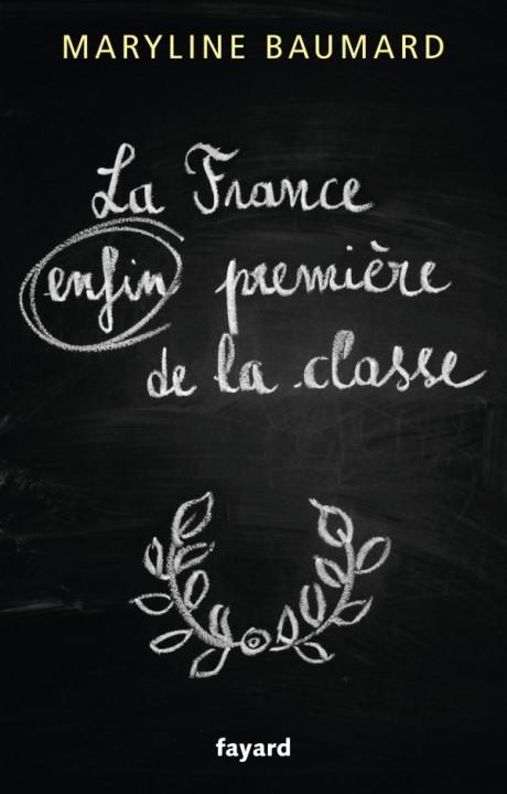 La France enfin première de la classe