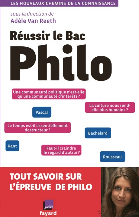 REUSSIR LE BAC PHILO