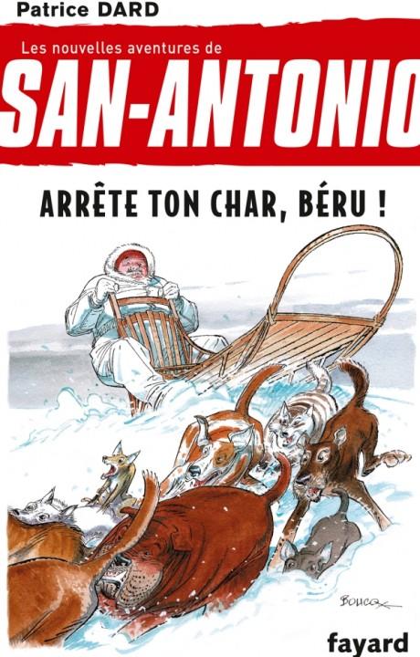 San-Antonio T16 Arrête ton char, Béru !