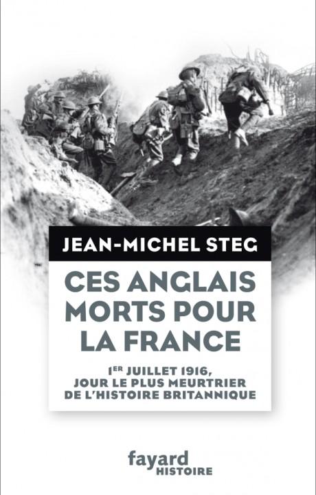 Ces Anglais morts pour la France