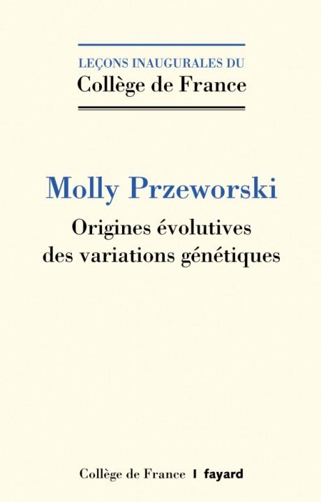 Origines évolutives des variations génétiques