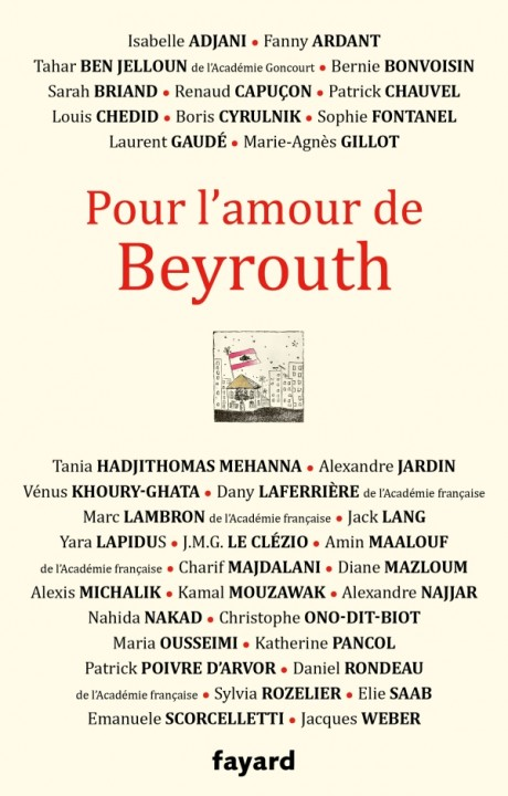 Pour l'amour de Beyrouth