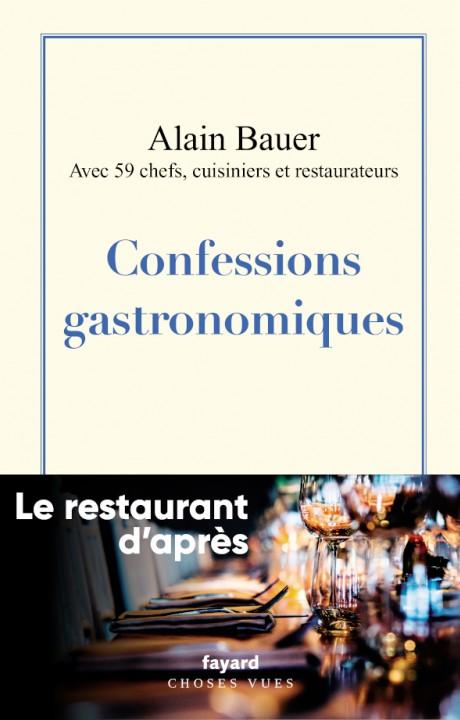Confessions gastronomiques