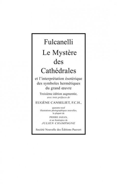 Le Mystère des Cathédrales