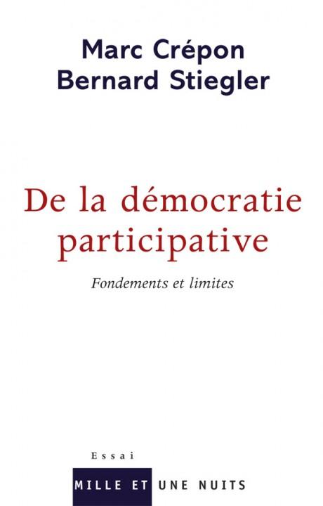 De la démocratie participative