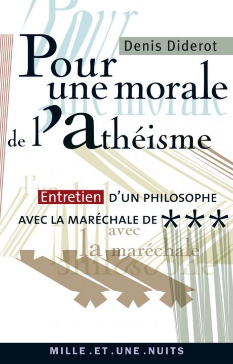 Pour une morale de l'athéisme