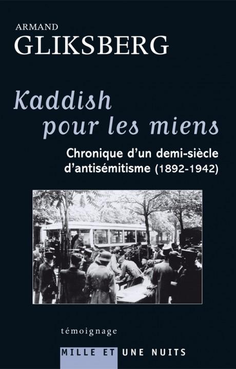 Kaddish pour les miens