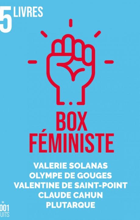 Box féministe 1001 Nuits