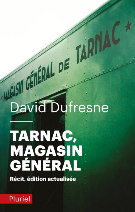 Tarnac, Magasin général